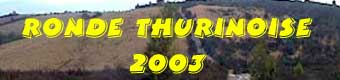 Ronde Thurinoise 2003